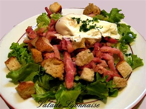 cuisine lyonnaise recettes recettes de salades cuisine des gones cuisine lyonnaise