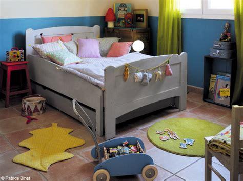 chambre bleu garcon chambres de garçon 40 idées déco décoration