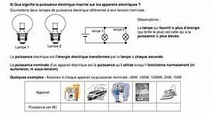 Formule Puissance Electrique : calcul consommation electrique d un appareil comment ~ Dode.kayakingforconservation.com Idées de Décoration