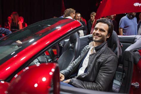 Ferrari Portofino Comes Home For Italian Debut In Rome