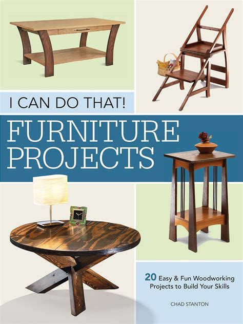 furniture projects  easy fun