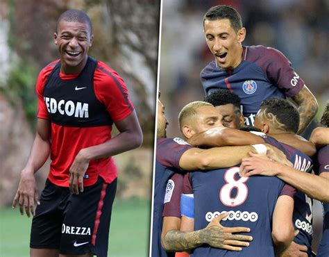 How PSG could look with Kylian Mbappe | Sport Galleries ...