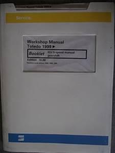 Seat Toledo 02j Gearbox Manual 1998 Dea24807982000