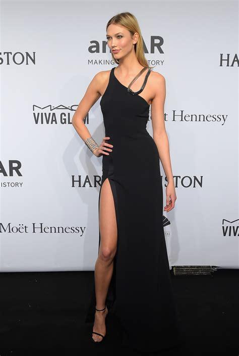 Karlie Kloss Evening Dress Looks Stylebistro