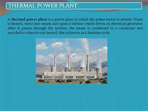 Thermal Power Plant 1