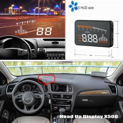 audi up display hud up display for audi a6 s6 rs6 c6 c7 refkecting