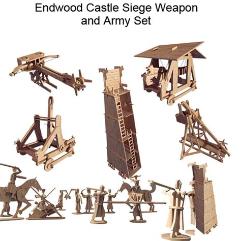 siege warfare endwood castle siege set with army castles makecnc com