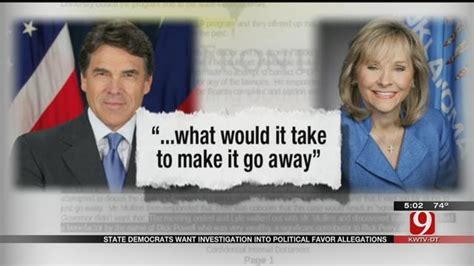 OK Democratic Party Calls For Investigation Into Fallin ...