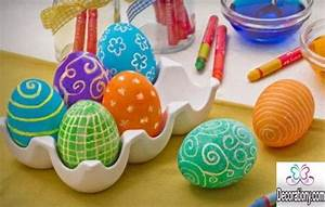 20 Cool Easter Egg Decorating Ideas 2018 Decor Or Design