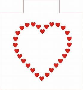 Pochoir Coeur petit coeur The Stencil Store