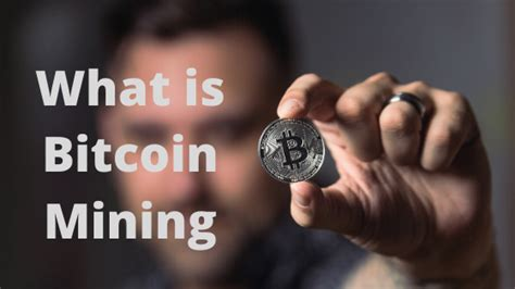 Bitcoin mining is the process of creating new bitcoin by solving a computational puzzle. What is Bitcoin mining and how does it work? » crack blogger
