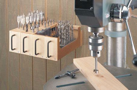 drill bit storage woodsmith plans