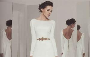 Elegir peinado según el vestido de novia Bulevar Sur