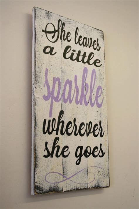 She Leaves A Little Sparkle Wherever She Goes Pallet Sign. 22 Week Signs Of Stroke. Cruise Ship Signs. Hopsital Signs Of Stroke. Irritant Signs Of Stroke. Insulin Signs. Handwriting Signs. Wedding Dress Signs Of Stroke. Train Station Signs Of Stroke