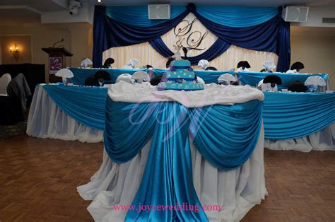Royal Blue And Orange Wedding Decorations  Nice Decoration