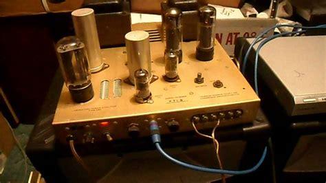Scott Type 240 Mono Amplifier