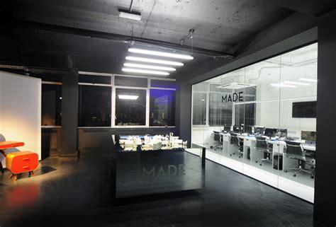 made showroom by bureau de change design office