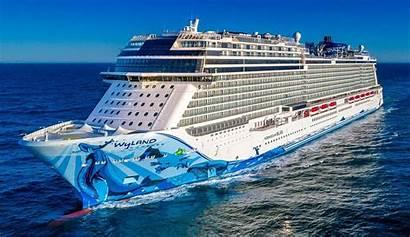 Cruise Norwegian Bliss Line Ship Escape Panama