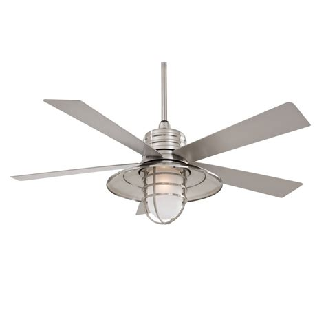 minka aire outdoor ceiling fans 54 quot minka aire rainman ceiling fan outdoor wet rated