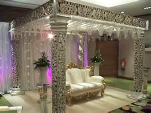 wedding wedding fusion decor wedding stages