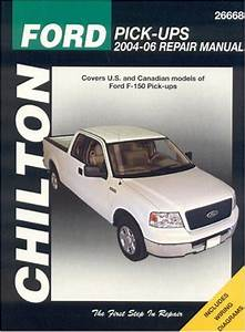 Free Ford F150 Repair Manual Online  Pdf Download