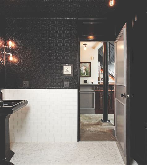 loft apartment by olivier burns industrial modern bathroom decor 10 fabulous Industrial