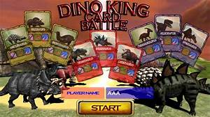 Dino King Card Battle For Android Apk Download