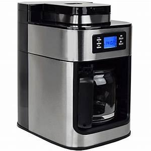 Tec Star Kaffeemaschine Mit Mahlwerk Test : syntrox germany km 1050w inox mw edelstahl kaffeemaschine kaffeeautomat mit mahlwerk m hle timer ~ Bigdaddyawards.com Haus und Dekorationen
