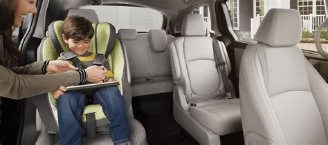 connected   lte wifi    honda odyssey