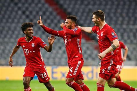 Bayern Munich head up Champions League elite, but ...