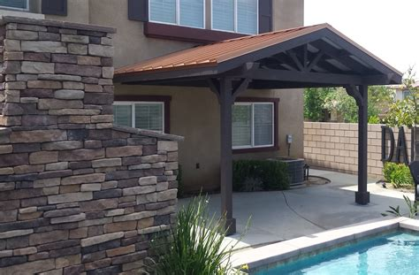 steel roof patio covers modern patio outdoor