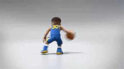 Curry Stephen Animated Steph Cartoon