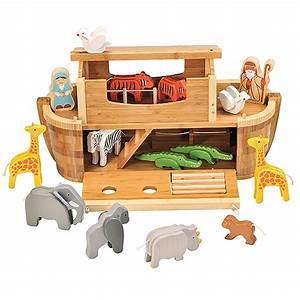 Arche Bébé Bois : grande arche de no everearth boite forme ekobutiks l ma boutique cologique jouets ~ Teatrodelosmanantiales.com Idées de Décoration