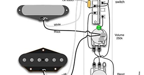 Broadcaster Blend Wiring Diagram Seymour Duncan