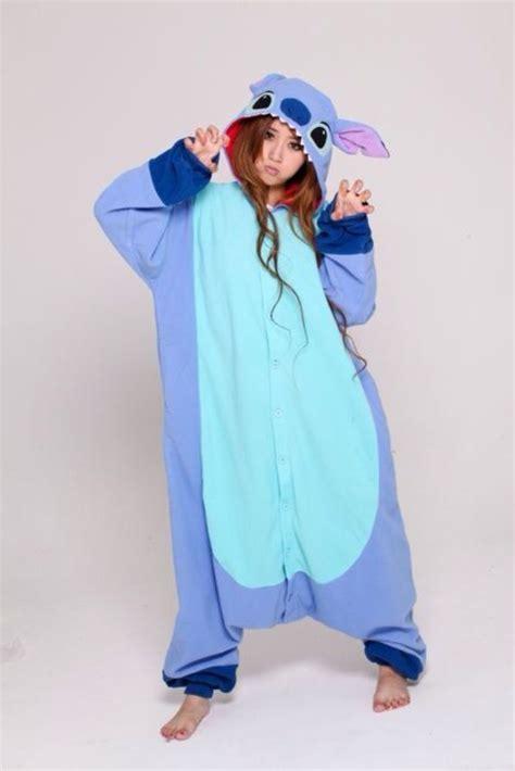 Déguisement combinaison pyjama stich   deguisement