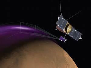 NASA's MAVEN spacecraft discovers Dust Cloud and Aurora in ...