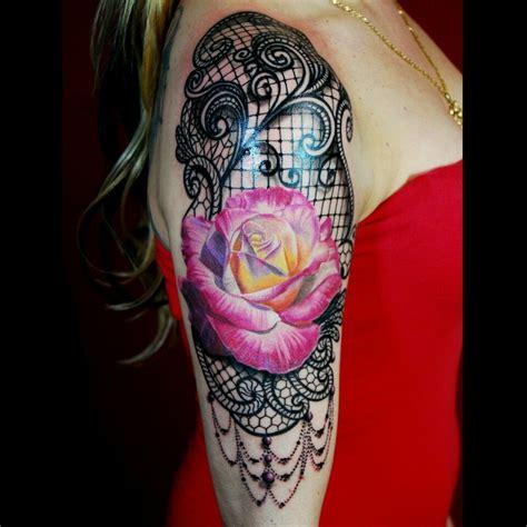Rose Lace Tattoo Studio 31 Tattoos Worcester Ma