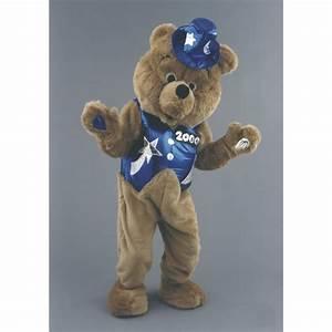 Showbiz Bear Mascot Costume