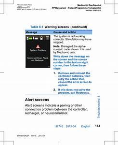 Medtronic 97745 97745 User Manual Part 6 Of 6