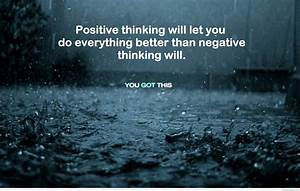 Motivational Wallpaper on Positive Thinking | | Dont Give ...