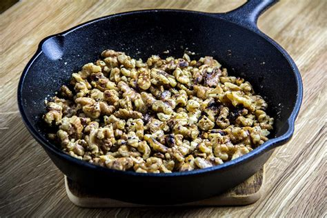 toasting walnuts barley pilaf with raisins walnuts feta cheese recipe