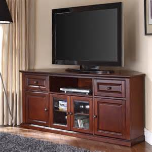 hokku designs 60 quot corner tv stand reviews wayfair