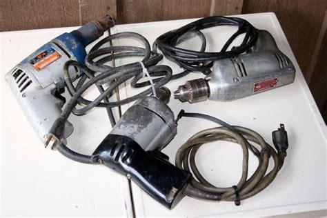 western auto wizard   bd  electric drills