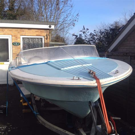 Speed Boats For Sale Uk by Healey Marine Speed Boat Speedboat River Motor Boat