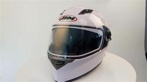 Dot Approved Dual Visor Full Face Motorcycle Helmet