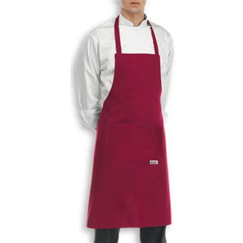 tablier cuisine tablier de cuisine à bavette couleur ou à motifs