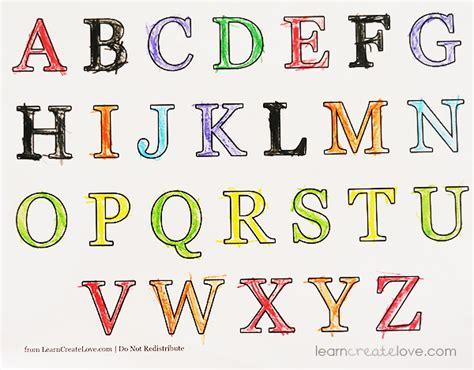 printable alphabet numbers worksheets