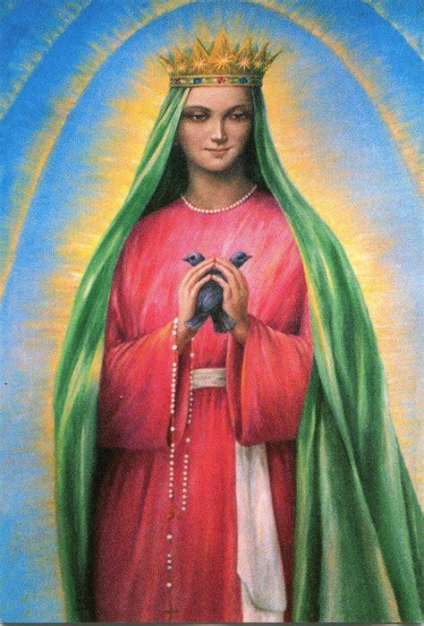 Madonna Delle Ghiaie Miracoli by Immaginette Mariane La Della Famiglia