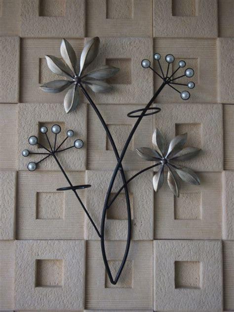 robe chambre la décoration murale en métal touches d 39 élégance pour l