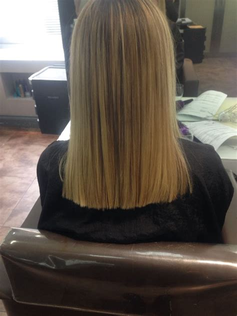 One Hair by Best 25 One Length Hair Ideas Only On